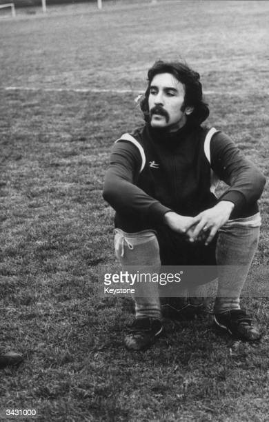 Ricky Villa the Argentina and Tottenham Hotspur footballer best known for his goal in the FA Cup replay against Manchester City in 1981