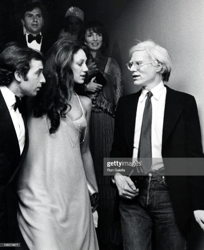 """Ricky von Opel, Berenson, Warhol, Tufo & Radziwill - American Woman of Style: At the time, all photos of Andy Warhol were salable and even more salable today. Combine this with Marisa Berenson and Lee Radziwill and it became a timeless image."" - Ron Galella 