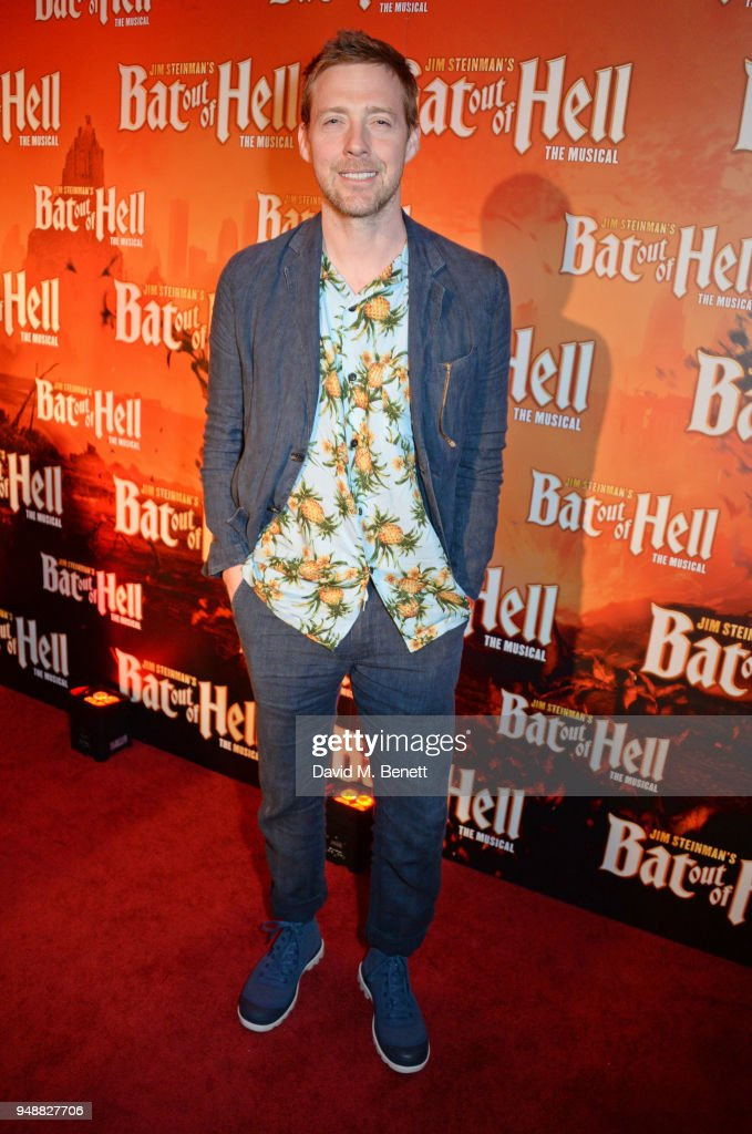 """Bat Out Of Hell The Musical"" - Gala Night - After Party"