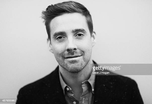 Ricky Wilson of the Kaiser Chiefs attends the Xperia Access Q Awards at The Grosvenor House Hotel on October 22 2014 in London England