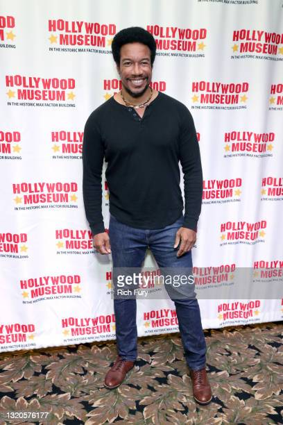 """Rico E. Anderson attends the Hollywood Museum Grand Reopening and Book Launch Party for Ruta Lee's """"Consider Your Ass Kissed"""" at The Hollywood Museum..."""