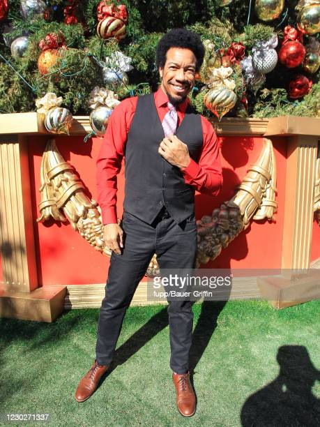 Rico E. Anderson is seen on December 22, 2020 in Los Angeles, California.