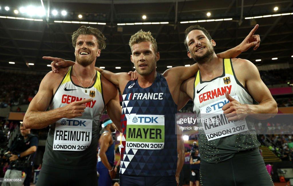 16th IAAF World Athletics Championships London 2017 - Day Nine : News Photo