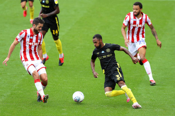 Stoke City v Brentford - Sky Bet Championship