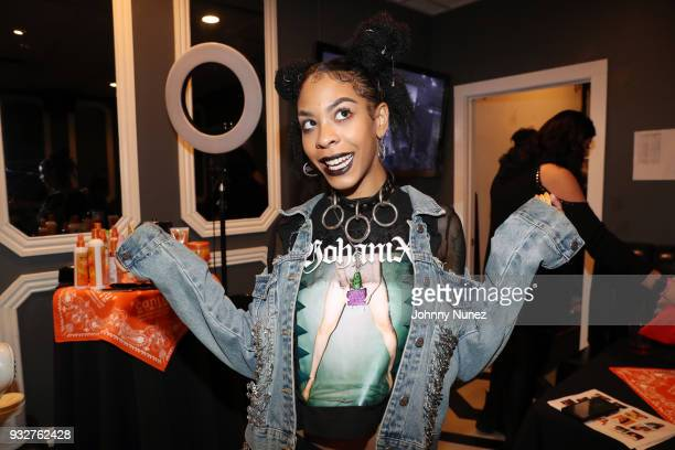 Rico Nasty attends The 7th Annual ICM x Cantu Official SXSW Showcase Presented by Bumble at The Belmont on March 15 2018 in Austin Texas
