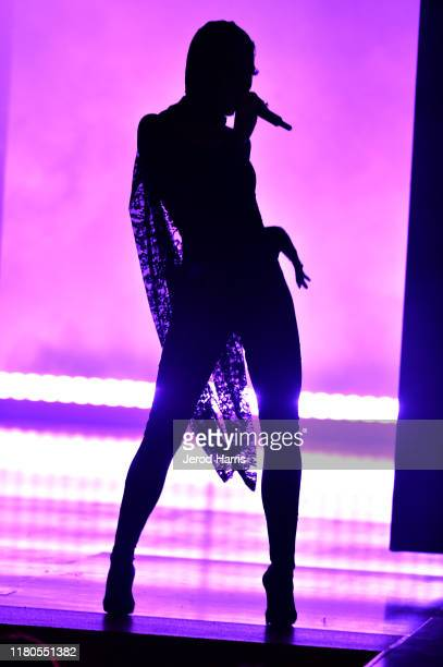 Rico Nasty performs at the 2nd Annual Porn Hub Awards at The Orpheum Theatre on October 11 2019 in Los Angeles California