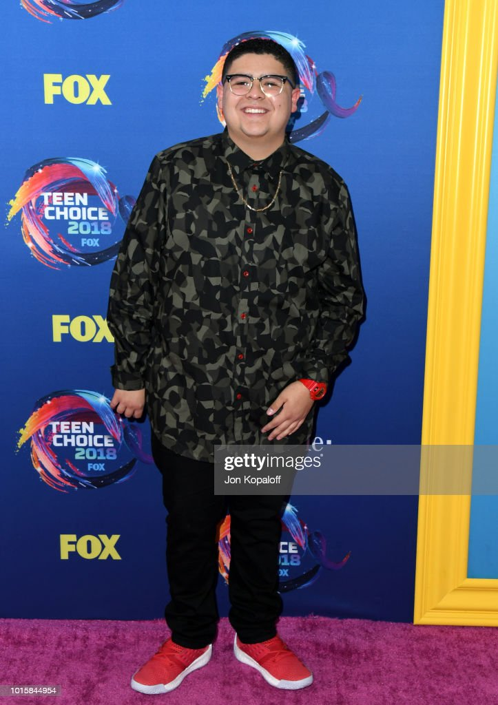 rico-rodriguez-attends-foxs-teen-choice-awards-at-the-forum-on-august-picture-id1015844954