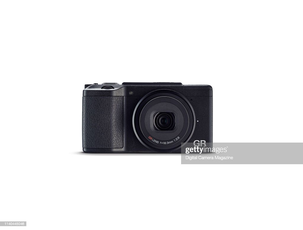 A Ricoh GR II compact system camera, taken on April 30, 2018  News