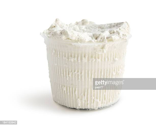 Ricotta (Clipping Path)
