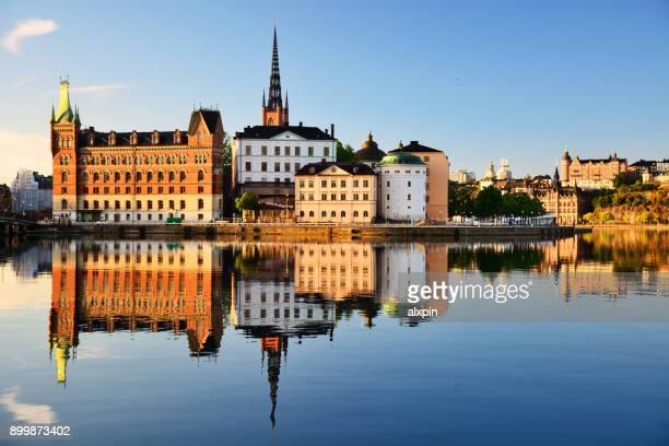 Isla de Riddarholmen, Stockholm