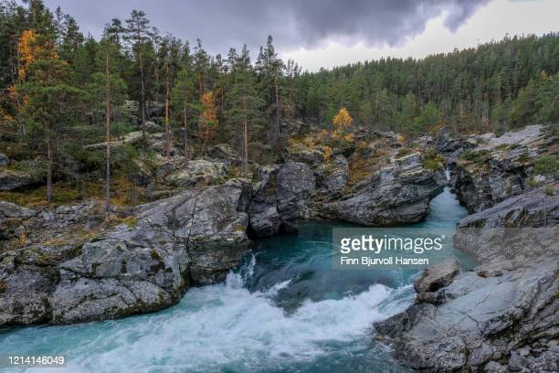 ridderspranget-the knights jump norway - finn bjurvoll stock pictures, royalty-free photos & images