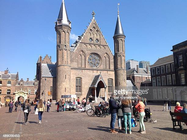 Ridderzaal The Hague Holland