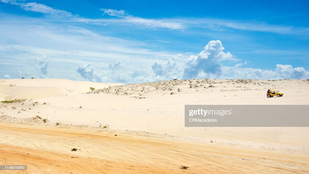 Ride a dune by boogie : Stock Photo