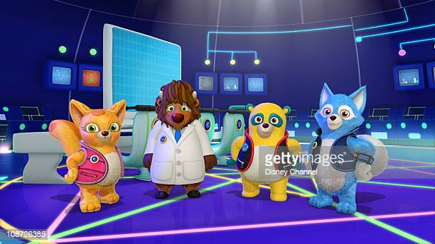 STEPS 'Ride a Scooter' Disney Junior's new shortform series 'Special Agent Oso Three Healthy Steps' features Oso and friends as they watch a...