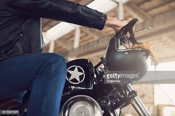ride hard - work helmet stock pictures, royalty-free photos & images