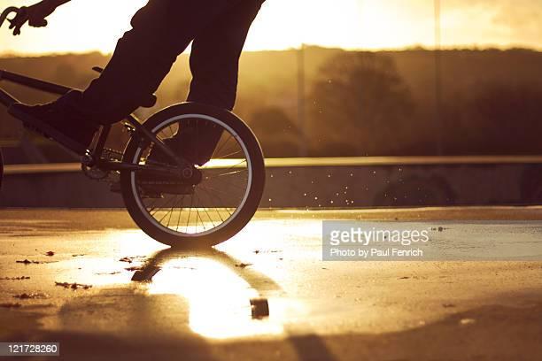 Ride in sun
