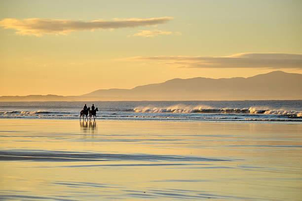 Ride on beach