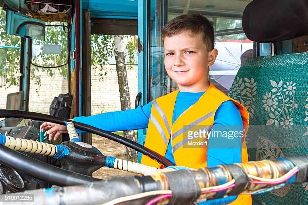 Fahrt mit dem trolley