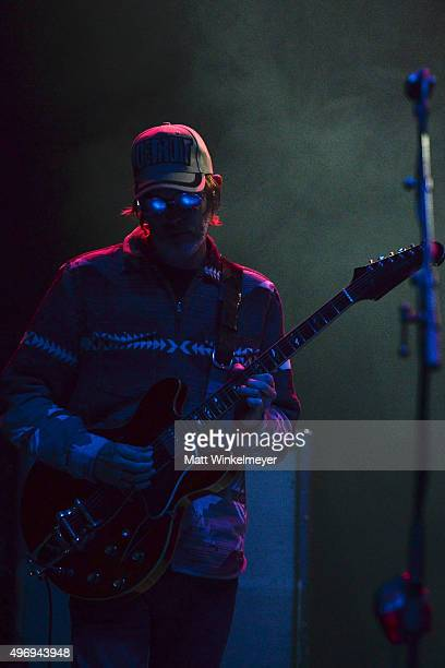 Ride performs at The Wiltern on November 12 2015 in Los Angeles California