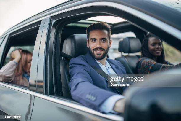 ride sharing - car pooling stock photos and pictures