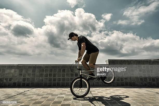 BMX rider 性能
