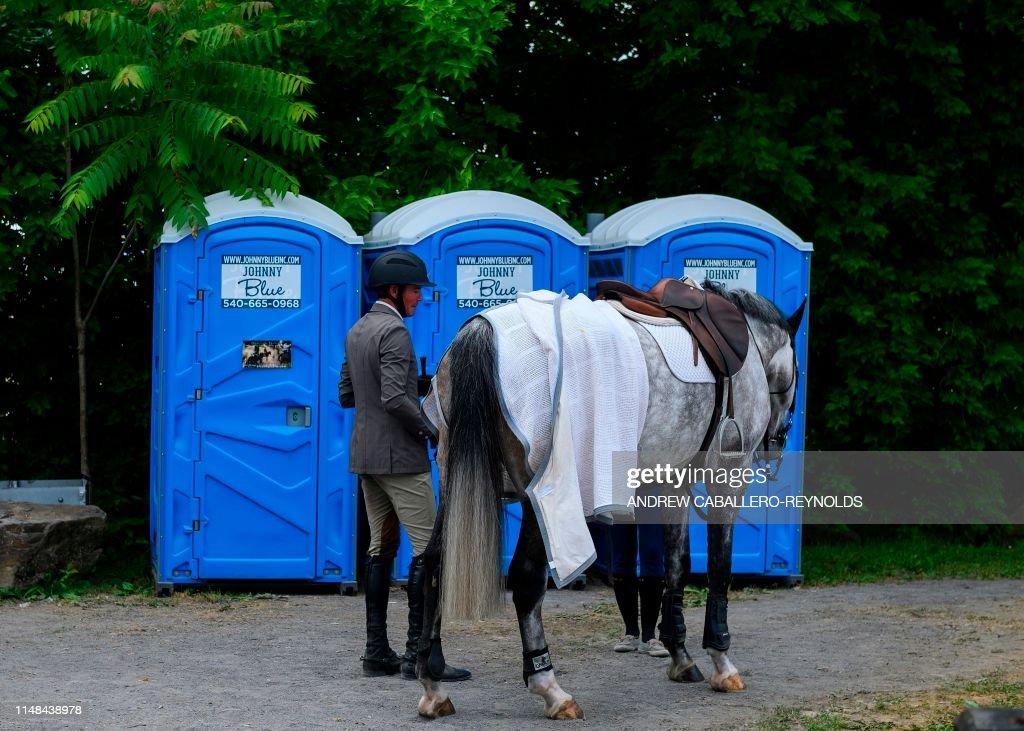US-ANIMAL-HORSE-HISTORY : News Photo