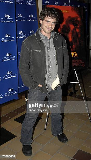 Rider Strong at the Laemmle's Sunset 5 Cinemas in West Hollywood California