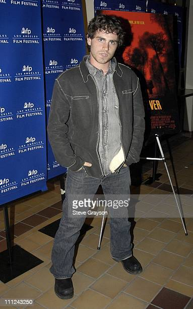 Rider Strong during Los Angeles Film Festival Screening of Lions Gate Cabin Fever at Laemmle's Sunset 5 Cinemas in West Hollywood California United...