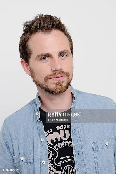 Rider Strong visits the Tribeca Film Festival 2011 portrait studio on April 27 2011 in New York City