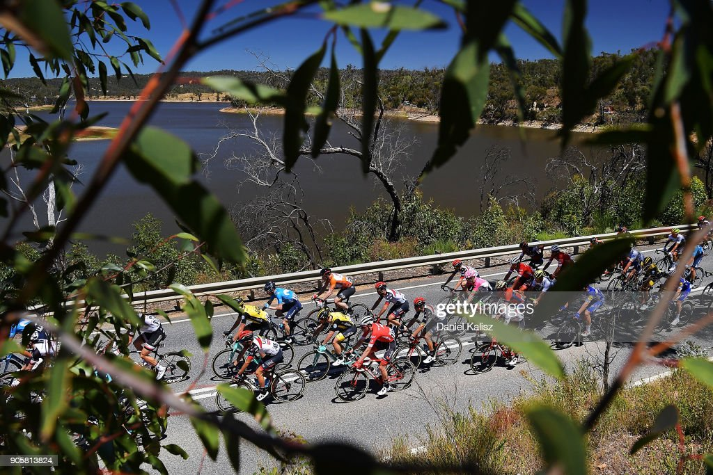 2018 Tour Down Under - Stage 2
