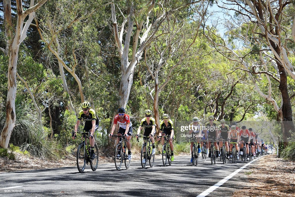 2018 Tour Down Under - Stage 3