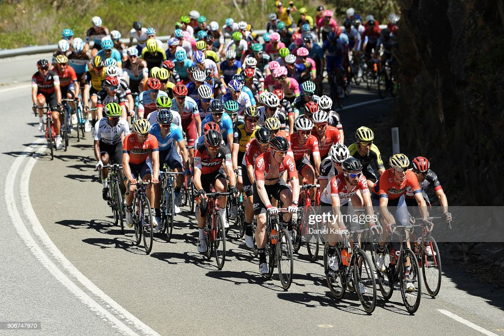 2018 Tour Down Under - Stage 4