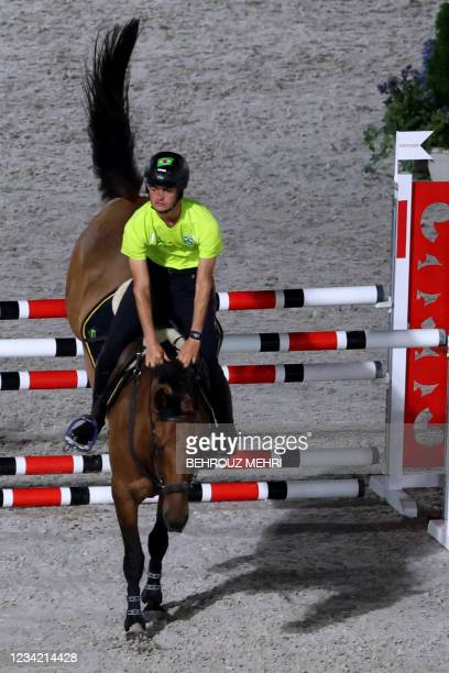 JPN: Equestrian - Olympics: Day 4