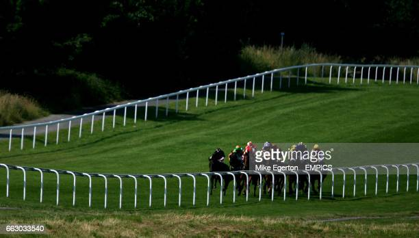 Riders in the yorkshire Society Handicap