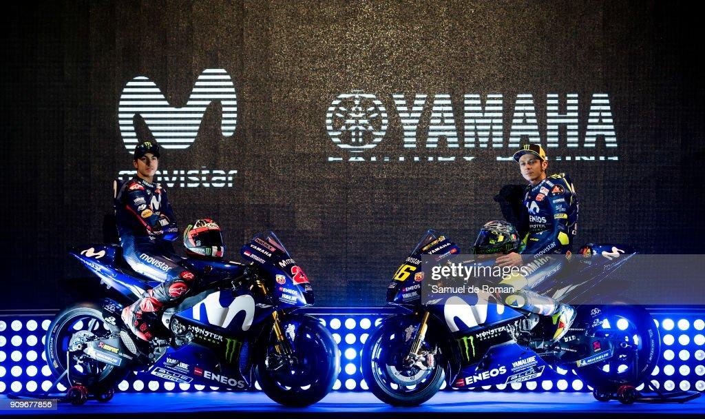 Movistar Yamaha Team Presentation 2018