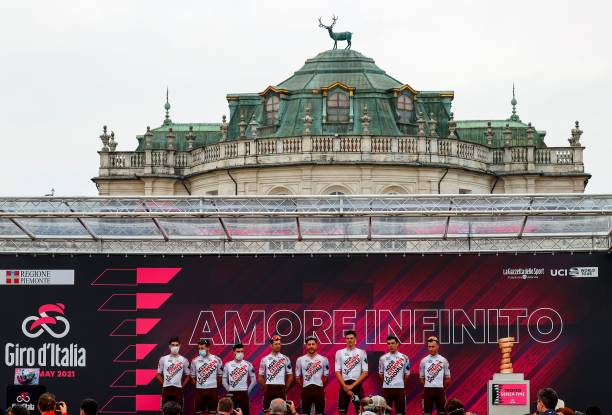 ITA: 104th Giro d'Italia 2021 - Stage 2