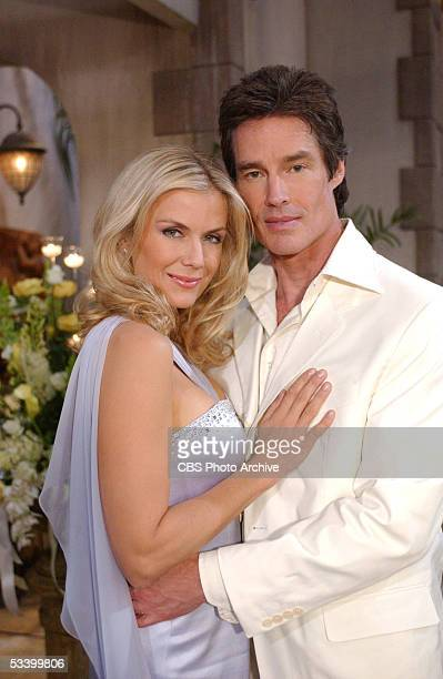 Ridge and Brooke Forrester celebrate at their longawaited wedding Friday July 9 on the BOLD AND THE BEAUTIFUL broadcast weekdays on the CBS...