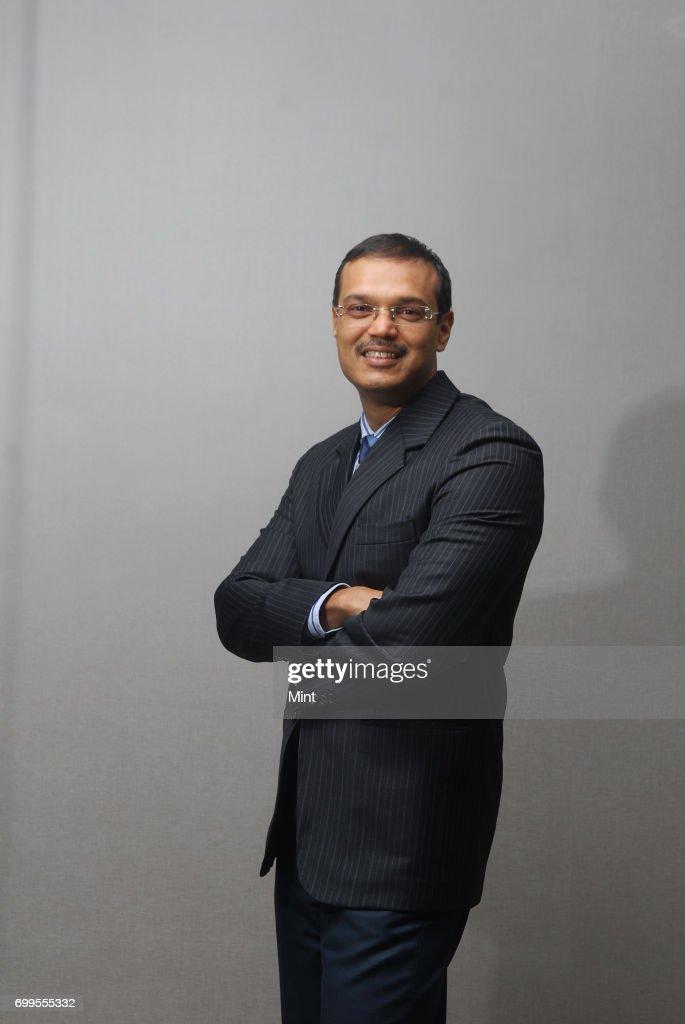 Ridham Desai, MD of Morgan Stanley India Company Pvt Ltd