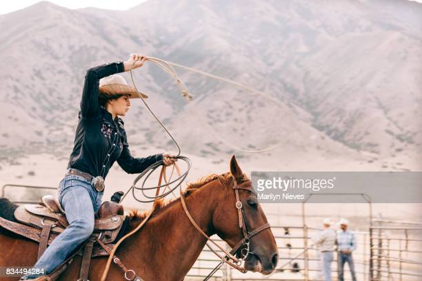 乗馬騎乗位 - 家畜柵 ストックフォトと画像