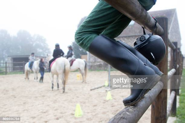 riding equipment - riding boot stock pictures, royalty-free photos & images