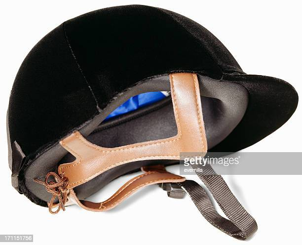 riding hat - riding hat stock pictures, royalty-free photos & images