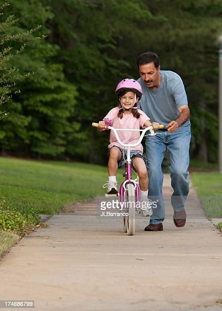 Riding My Bike with NO Training Wheels