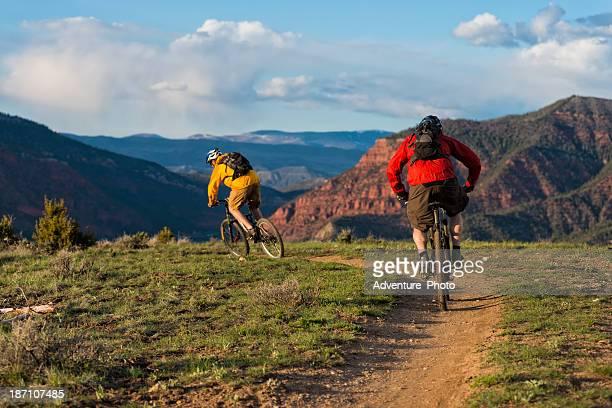 イーグルコロラドでのサイクリングコース