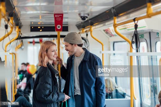 riding the subway - newcastle upon tyne stock pictures, royalty-free photos & images