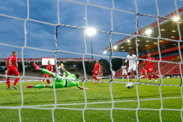 DEU: 1. FC Union Berlin v 1. FSV Mainz 05 - Bundesliga