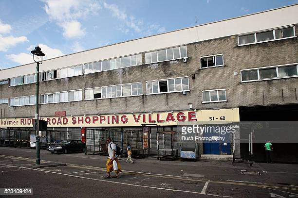 Ridley Road Shopping Village - Ridley Road Market, Dalston, London E8