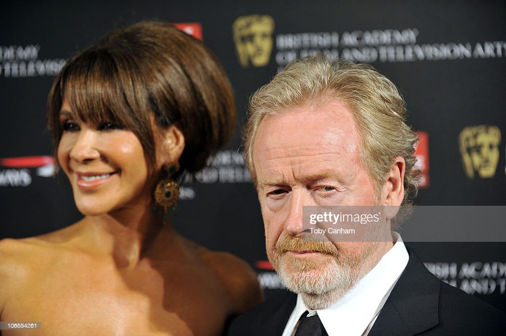 Ridley Scott poses for a picture at the 18th Annual BAFTA Britannia Awards held at the Hyatt Regency Century Plaza Hotel on November 4, 2010 in Los Angeles, California.