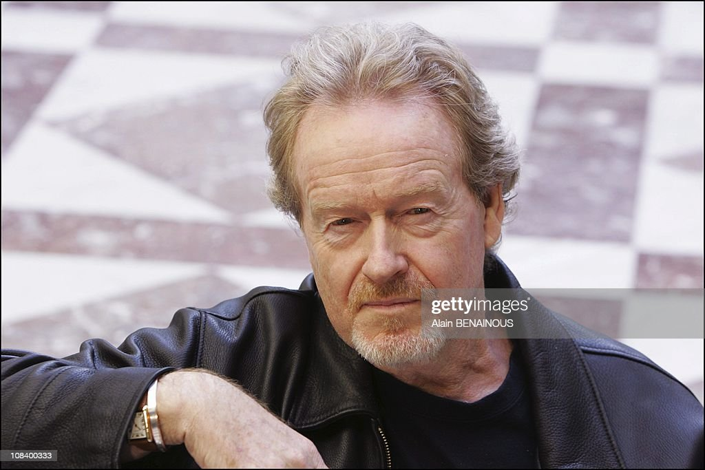Ridley Scott Turns 80