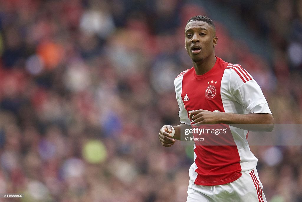 "Dutch Eredivisie - ""Ajax Amsterdam v Excelsior Rotterdam"" : News Photo"