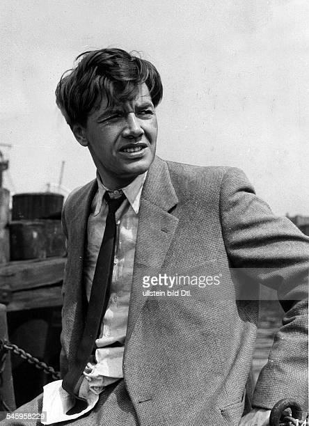 Riedmann Gerhard Actor Austria * Portrait 1957 Vintage property of ullstein bild